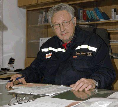 Ing. Milan Filip