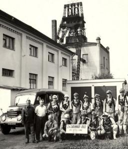 Báňská záchranná služba v Rosicko-oslavanském revíru