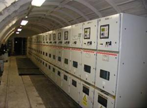 Pozor na elektrická zařízení v dole