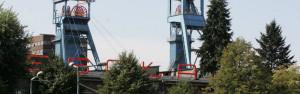 """Zapálení a výbuch metanu na Dole  """"Mysłowice-Wesoła"""" v Polsku"""