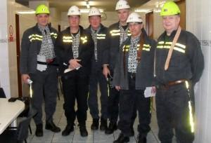 Návštěva záchranářů ze společnosti RAG