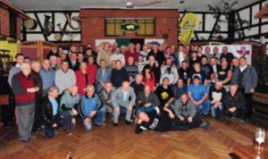 Vznik spolku báňských záchranářů v Kladně