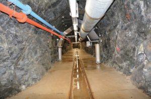 60. výročí těžby uranové rudy na ložisku Rožná