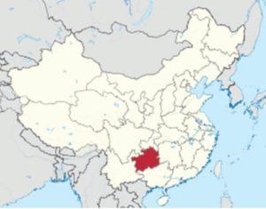 Výbuch plynu v čínském dole
