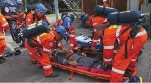 Ohlédnutí za rokem 2018 na závodní báňské záchranné stanici Odolov